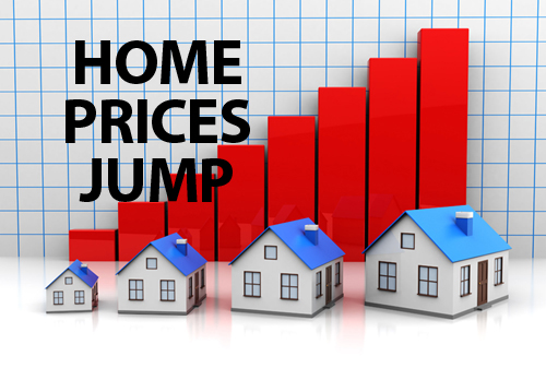 Home-Prices-Jump